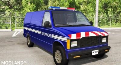 Gavril H-Series Police Nationale v 1.4 [0.8.0], 1 photo